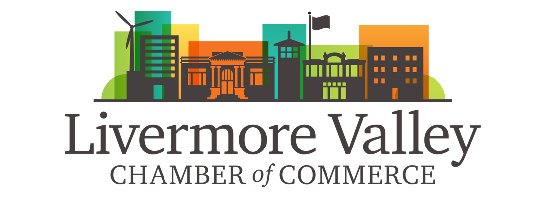 Livermore Valley Chamber of Commerce 80th Anniversary Logo